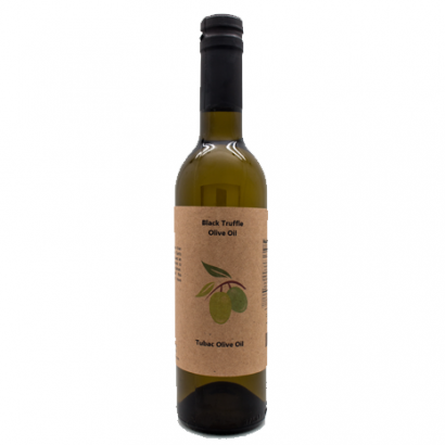 Black Truffle Olive Oil without Garlic