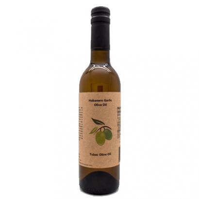 Habanero Garlic Olive Oil