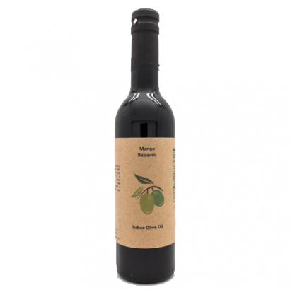Mango Balsamic Vinegar, 12oz Bottle.