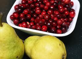 White Cranberry Pear Balsamic Vinegar, 375ml Bottle.