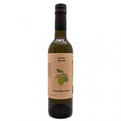 Tunisian Olive Oil, 12 oz Bottle.