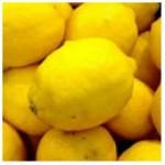 White Lemon Balsamic Vinegar, 375ml Bottle.