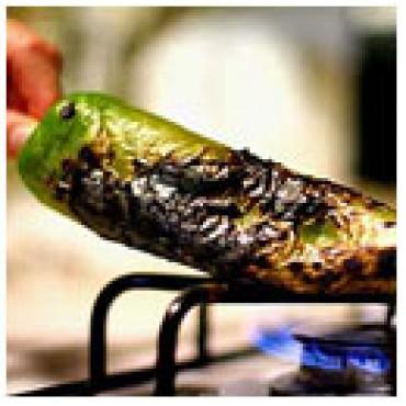 Roasted Chile Olive Oil, Case of 12 375mL Bottles